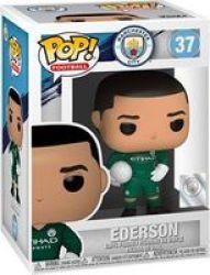 Pop Football: Manchestery City - Ederson Vinyl Figure