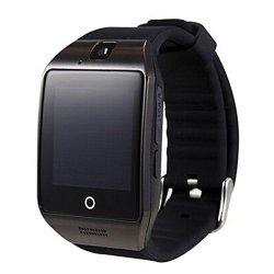 Bluetooth Smart Watch Wristwatch Phone With Pedometer Anti-lost Camera Sim Tf Card HD Sreen