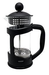 Vin Bouquet 800 M French Press Coffee Maker Pp Borosilicate Glass Ss Black 22 X 14 X 11.5 Cm