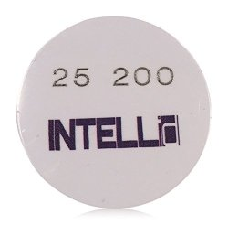 INTELLid 10 Pcs Proximity Adhesive Tags 26 Bit Weigand Prox Also Called Coins Or Disks Are Compatable With Isoprox 1386 1326 H10301 Format Readers. Works