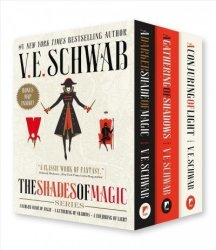 Shades Of Magic Boxed Set - A Darker Shade Of Magic A Gathering Of Shadows A Conjuring Of Light Multiple Copy Pack