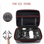 Hunzed For Dji Spark Drone & Accessory Hard Protective Bag Portable Case Storage Bag Black