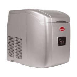 Snomaster ZB-14G Portable Table Top Ice Maker Silver 12KG