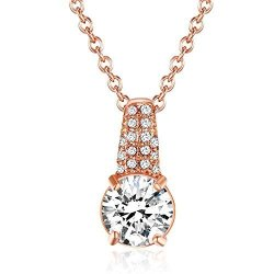 aa4ae2da5da43 Samie Collection Sparkling Attract Pendant Necklaces With Swarovski  Crystals In Rhodium Plating 16 | R | Costume Jewellery | PriceCheck SA