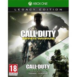 Call Of Duty Infinite Warfare Legacy with Cod 4 Modern Warfare Remastered