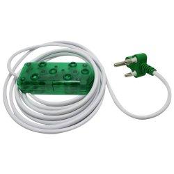 Ellies - 3M Ext Lead 10 Green