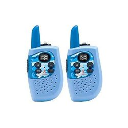 Cobra Marine Cobra HM230B Kids Hero Series 2-WAY Radio - Police Swat - Blue