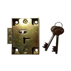 Saunderson Security Xpanda Safe Lock