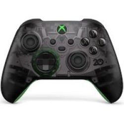 Microsoft Xbox Series Wireless Controller - 20TH Anniversary Special Edition