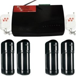 GSM Alarm With 2 Beams