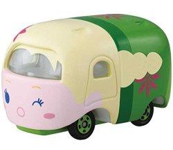 Japan VideoGames Takaratomy Tomica Disney Motors Tsum Tsum MINI Car Figure Elsa Spring Floral