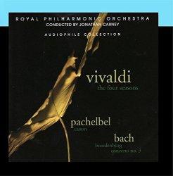 The Vivaldi: Four Seasons - Pachelbel: Canon - Bach: Brandenburg Concerto No. 3