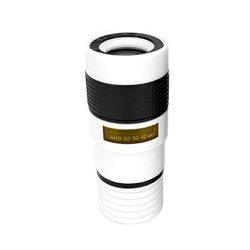 Coerni Phone Camera Lens Telescope - Transform Your Phone Into A Professional Quality Camera HD360 Zoom White