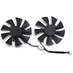 Inrobert GA91S2H 85MM Video Card Fan Replacement Cooler For Zotac GTX 1070 MINI Screw Hole Distance 40X40X40MM Graphic Card