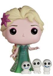 Funko Pop Disney: Frozen Fever - Elsa Action Figure