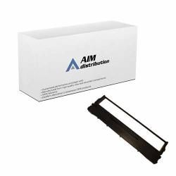 Aim Compatible Replacement For Star Micronics NX-10 Black Printer Ribbons 6 PK 80980361 - Generic