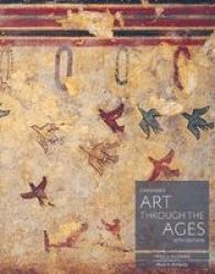 Gardner&#39 S Art Through The Ages Book A - Antiquity Paperback Backpack Ed