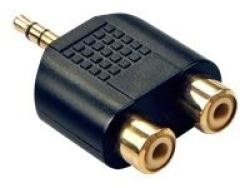 Lindy Stereo Audio Adapter 35624
