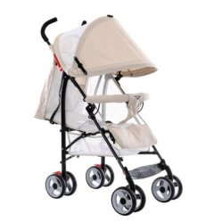 Baneen Baby Stroller Pram With Multi-position Reclining Backrest
