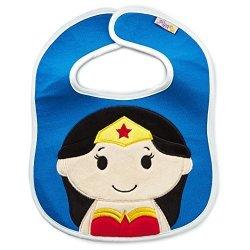 Hallmark Wonder Woman Itty Bittys Baby Bib Baby Essentials Superheroes