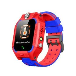 Sony Bakeey W02 Temperature Detection Children Smart Watch Lbs Sos Remote Monitor Call Fu