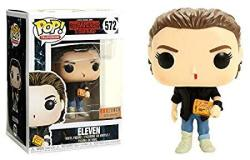 POP Funko Television Stranger Things Eleven 572 New Punk Look