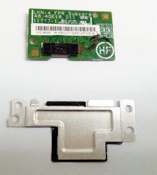 Kam Kin Fingerprint Reader For Lenovo Thinkpad X1 Carbon Type 34XX Finger Printreader Compatible Asm 04W3899