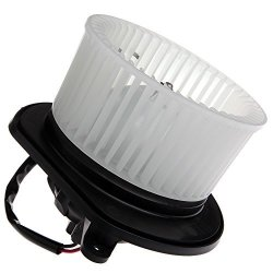 CCIYU Hvac Heater Blower Motor With Wheel Fan Cage 5143099 Aa Air Conditioning Ac Blower Motor Fit For 2006-2010 Jeep Commander 2006-2010 Jeep Grand Cherokee