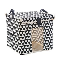 05e8b726af6d Canvos Foldable Storage Bags Organizer With Handles For Clothes Blankets  Clear Window | R900.00 | Baby Care | PriceCheck SA
