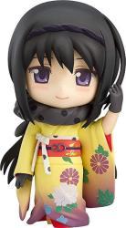 Good Smile Puella Magi Madoka Magica Homura Akemi Kimono Version Nendoroid Action Figure