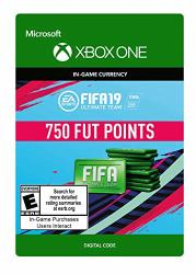 Electronic Arts Fifa 19: Ultimate Team Fifa Points 750 - Xbox One Digital Code
