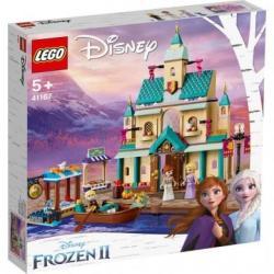 Lego Disney Frozen 2 Arendelle Castle Village