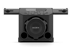 Sony GTK-PG10 Portable Bluetooth Speaker: Wireless Indoor Outdoor Bluetooth Speakers - Compact Party Stereo System With Cup Ho
