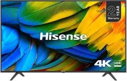 HISENSE B7100 55 Inch Uhd 4K Dled Smart Tv - Black