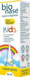 Bionase Nasal Health Spray Kids Instant Relief - 30ML