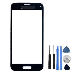 BisLinks Black Front Outer Screen Glass Lens For Samsung Galaxy S5 MINI  G800 + Free Tools | R460 00 | Cellphone Accessories | PriceCheck SA