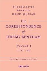 The Correspondence Of Jeremy Bentham Volume 2 - 1777 To 1780 Paperback
