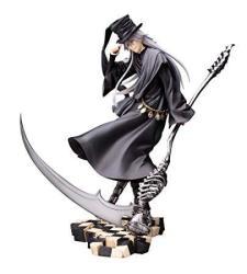 Black Butler Book Of Circus Undertaker Artfx J Statue