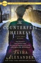 The Counterfeit Heiress - A Lady Emily Mystery Paperback