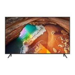 "Samsung 82Q60R 82"" Qled Hdr 4K Tv"