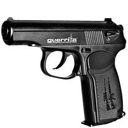 Guerrilla Gangster CO2 4.5mm Pistol
