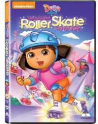 Dora The Explorer - Great Roller Skate Ad Dvd