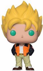 Funko Pop Animation: Dragon Ball Z - Goku Casual Toy Standard Multicolor