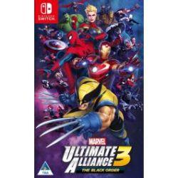 Nintendo Ns Marvel Ultimate Alliance 3 The Black Order