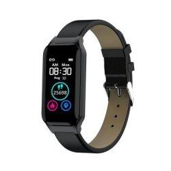 Bakeey X89 Wireless Bluetooth Earphone Wristband Real Time Heart Ra