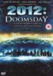 2012 Doomsday DVD