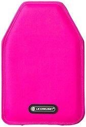 Le Creuset Wine Cooler Sleeve Pink