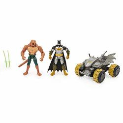 Batman Atv With Exclusive And Copperhead 4-INCH Action Figures