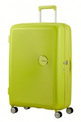 American Tourister Soundbox Expandable 77CM Tropical Lime