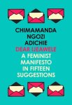 Dear Ijeawele Or A Feminist Manifesto In Fifteen Suggestions Paperback